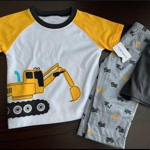 Construction pajamas